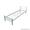 Кровати металлические с ДСП спинками для санаториев, кровати для больниц, опт. - Изображение #1, Объявление #1423111
