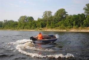 Алюминиевые новые и б/у Катера и лодки.  - Изображение #1, Объявление #103589