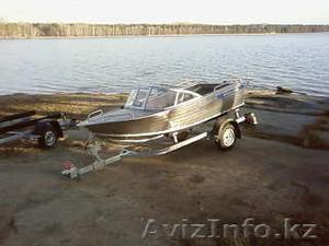 Алюминиевые новые и б/у Катера и лодки.  - Изображение #2, Объявление #103589