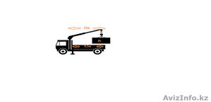 Услуги манипулятора(грузоперевозки) - Изображение #1, Объявление #1354230