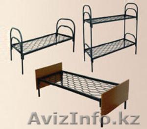 Кровати металлические с ДСП спинками для санаториев, кровати для больниц, опт. - Изображение #4, Объявление #1423111