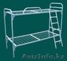 Кровати металлические с ДСП спинками для санаториев, кровати для больниц, опт. - Изображение #3, Объявление #1423111