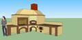 Строительство уличных печных комплексов от УютСтройКараганда - Изображение #4, Объявление #1659432